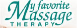 My Favorite Massage Therapy coupons