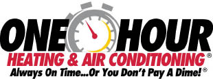 One Hour Heating & Air Conditioning logo in Indianapolis, IN