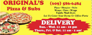 Originals Pizza And Subs coupons
