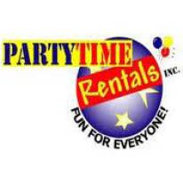 PartyTime Rentals logo