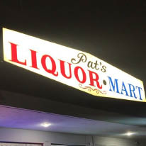 20% Off Any In Store Purchase at Pat's Liquor Mart
