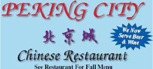PEKING CITY logo