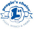 People's Choice - Your Pizza Hotline logo in Simsbury, CT