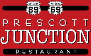 Prescott Junction Restaurant in Prescott, AZ logo