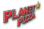 PLANET PIZZA - Norwalk logo