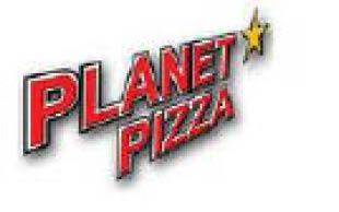 PLANET PIZZA - Stamford logo