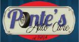 Ponte's Auto Care. Wilmington DE. Friendly honest reliable service