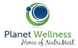 Planet Wellness logo in Virginia