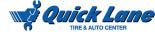 Quick Lane Tire & Auto Center in Indio CA logo