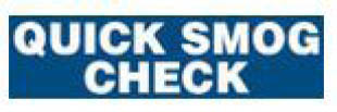 $25 Off CA Smog Check at Quick Smog Check