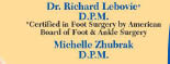 Richard Lebovic Dpm coupons