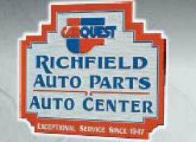 RICHFIELD AUTO CENTER logo