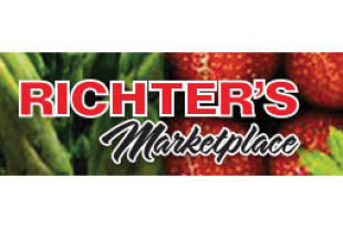 $5 OFF Any Purchase of $35 or more at Richter Marketplace in Burlington