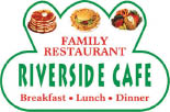Riverside Cafe in  Mount Vernon logo