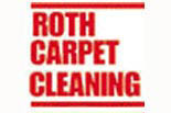 Logo for carpet cleaning services at Roth Carpet Cleaning in Pittsburgh PA