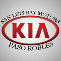 San Luis Bay Motors in Paso Kia, CA logo