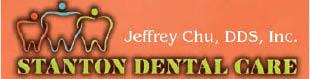 Stanton Dental Care, Dr. Jeffrey Chu, DDS, Inc. logo