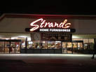 Strands Home Furnishings logo