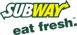 Subway in Pewaukee WI is your made to order healthy sub sandwich restaurant logo.