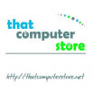 That Computer Store logo