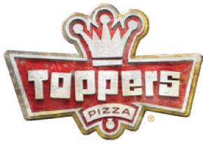 $5 OFF Any Online Order at Toppers.com Use Code: BLUE5 At Checkout