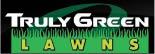 TRULY GREEN LAWNS logo