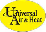 Universal Air & Heat logo Safety Harbor, FL