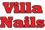 Villa Nails, Logo, Nails, Toes, Professional Nail Salon
