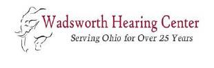 WADSWORTH HEARING CENTER logo