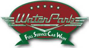 WaterPark Car Wash logo