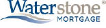 Waterstone Mortgage logo in Pewaukee Wisconsin
