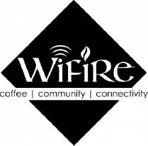 WiFire Coffee Bar in  Freeland logo