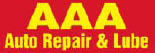 Aaa Auto Repair & Lube