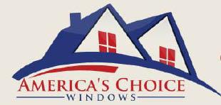 AMERICA'S CHOICE WINDOWS
