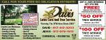 Davis Lawn Care & Tree Service