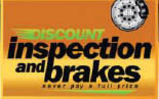 DISCOUNT INSPECTION & BRAKE