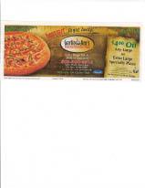 Garlic Jim's Pizza