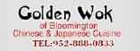 GOLDEN WOK - BLOOMINGTON
