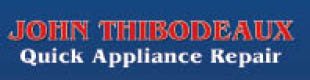 John Thibodeaux Quick Appliance Repair