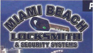 Miami Beach Locksmith and Secuirty Systems