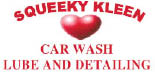 SQUEEKY KLEEN CAR WASH, LUBE & DETAILING
