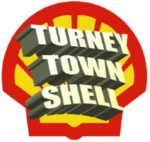 Turney Town Shell