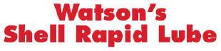 Watson's Rapid Lube