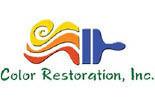 COLOR RESTORATION PAINTING
