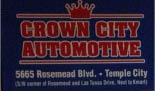 Crown City Automotive