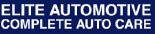 Elite Automotive Complete Auto Care