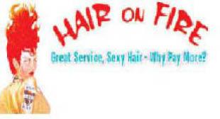HAIR ON FIRE-MARGATE