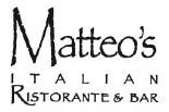 Matteo's Italian Ristorante