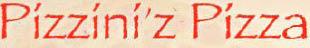 Pizzini'z Pizza