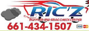 Ric's Muffler